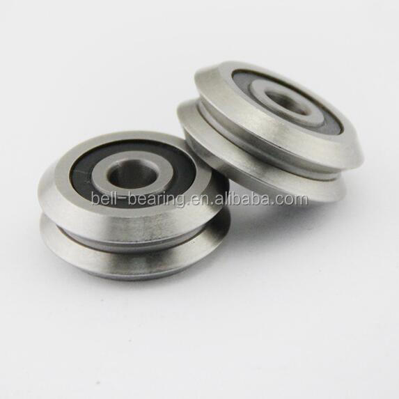 stamping bearing ball beairng RM-2ZZ V shape deep groove ball bearing