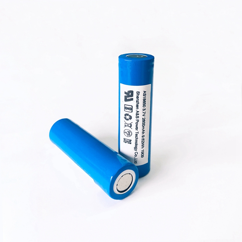 KC CB BIS  Certificate rechargeable li-ion battery pack 18650 3.7v 2600mah bluetooth headset lithium ion battery