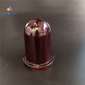 High Quality Red Material Glass Light Globe Signal Boat Navigation Light