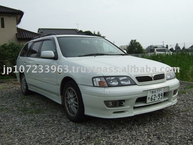 1999 Used japanese cars NISSAN Pulsar wagon CAMINO / Stearing:right / 152,000km