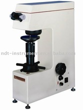 Unique Measurement Conversion Device , 100X 50Hz / 60Hz Vickers Hardness Tester