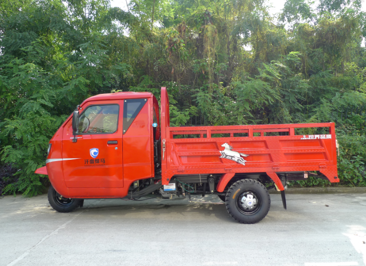 tuk tuk chassis 150cc high quality truck cabin car cargo tricycle