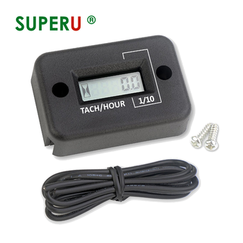 lawn mower engine tachometer