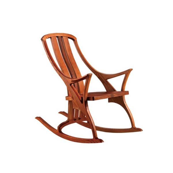 Dise o dan s de madera mecedora oz rsc1092 sillas para la sala de estar identificaci n del - Mecedora diseno ...