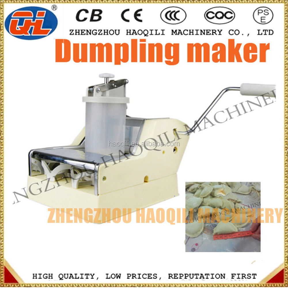 ravioli dumpling maker machine chinese home use manual dumpling maker