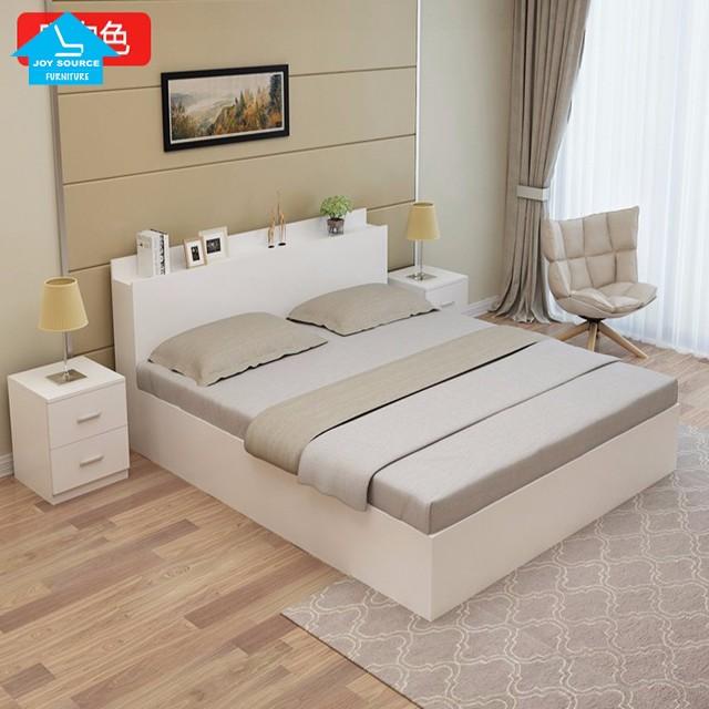 Bedroom Furniture Single Bed Wooden