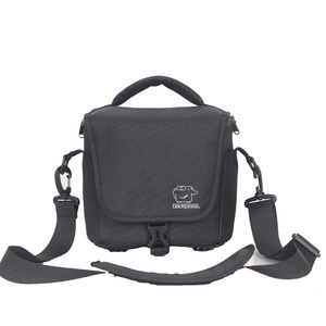 High quality waterproof dslr camera bag camouflage camera sling bag
