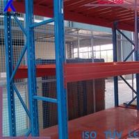 China manufacturer metal plywood decking pallet rack for warehouse storage