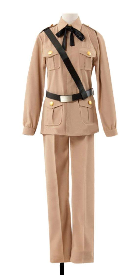 Dreamcosplay Anime Hetalia: Axis Powers Spain Military Uniform Cosplay