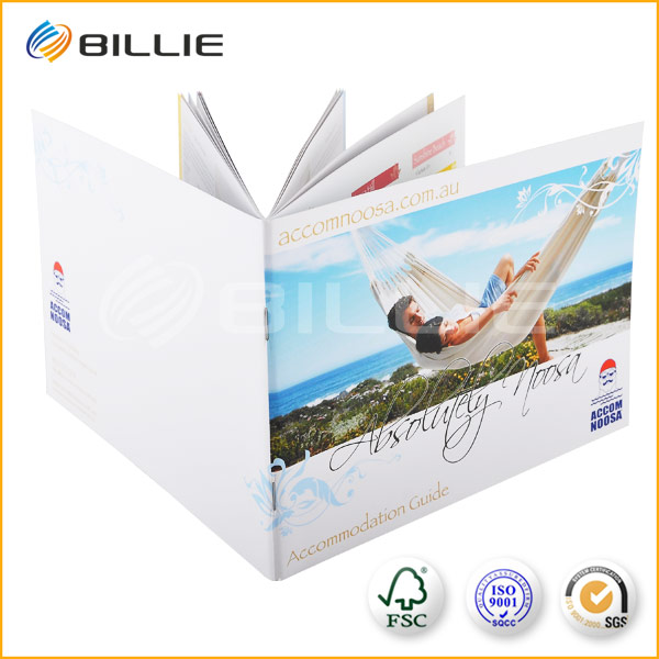 Superior Quality Cheap Video Brochure Printing