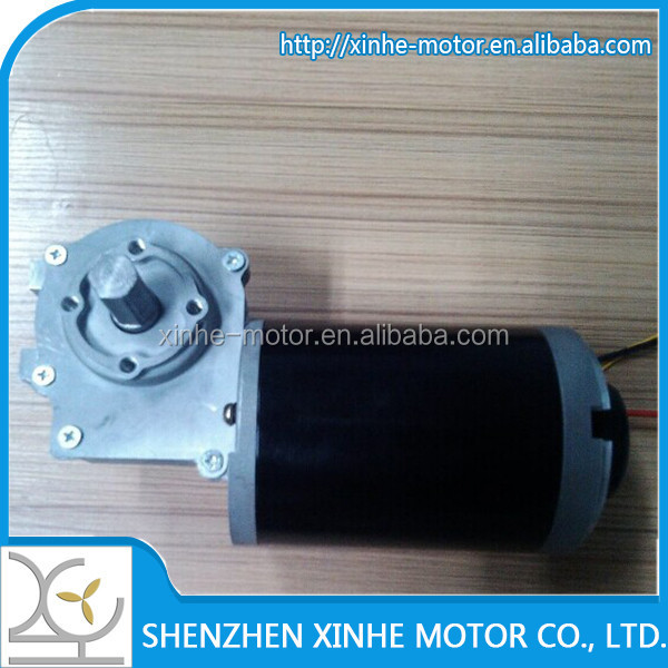 12 volt worm gear motor ,gear for wiper motor