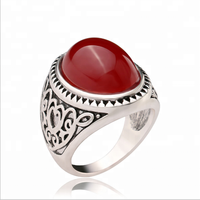 real men ring 925 silver manufactures free shipping