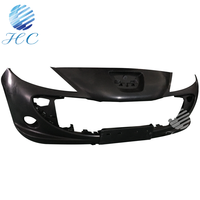 The substantial htrust worthy front bumper for peugeot 207
