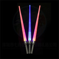Customized Sport Fan's Club LED Flashing Adjustable Stick with OEM 2019 Kid Toy Size Adjustable LED Flashing Light Stick