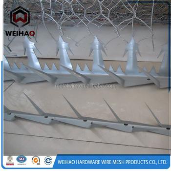 Metal Fence Spikes / Razor Spike /wall Spike
