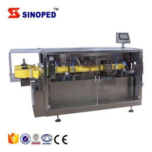 China Wholesale Websites Ampoule Plastic Bottle Sealing Machine Rotary Filling Along Machine Rotary Filling And Capping Monobloc