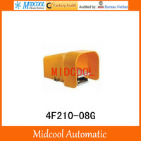 4F210-08G 5 way pneumatic control air pvc plastic foot valve 1/4 inch BSP