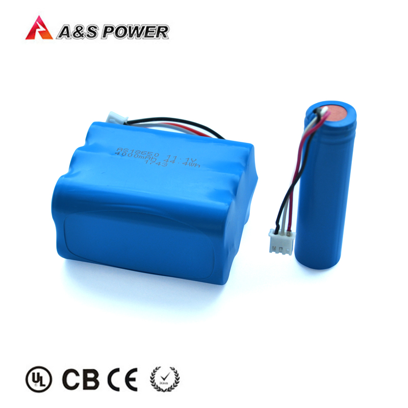 High quality KC Certificate 18650 12V 4000mah rechargeable lithium ion battery pack with UL2054 certificate