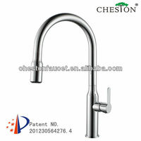 Modern kitchen design hot and cold water faucets mixers taps
