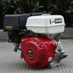 BISON CHINA Taizhou 420cc gasoline engine 190f, 15hp petrol engine