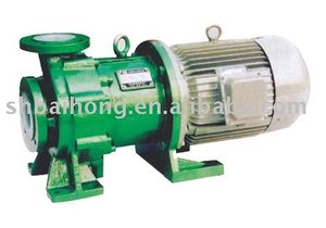 Monobloc Pump (Chemical Pump,Magnetic Drive Pump)