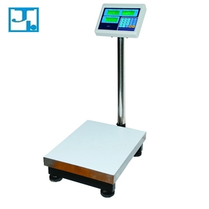 Industrial Digital Electronic Balance Weigh Platform Scale 500kg