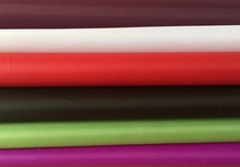 silver coating 190T polester taffeta pu coated stretch fabric,polyester forming fabric at factory price