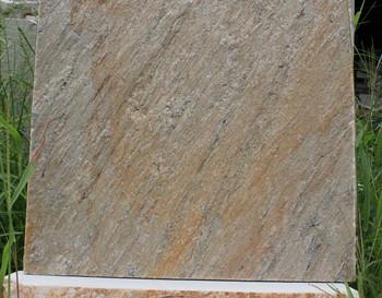 Giallo piastrelle patio finitrice pietre piastrella in ardesia