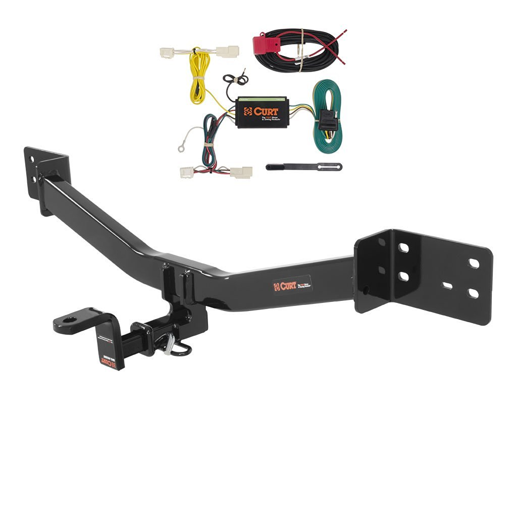 Lexus Hitch Wiring Harness Library Get Quotations Curt Class 2 Trailer Bundle With For 2012 Ls460