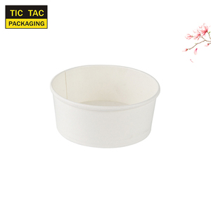 Disposable Paper Soup Bowls Soup Cups For Packaging