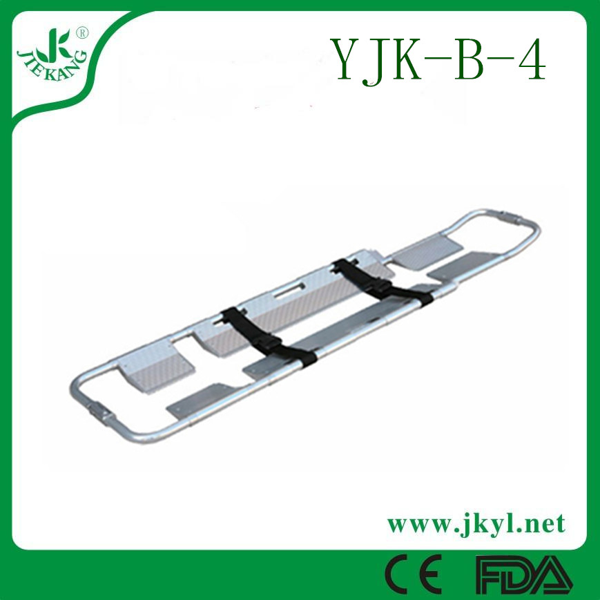 YJK-B-4 emergency medical rescue scoop stretcher for rescue