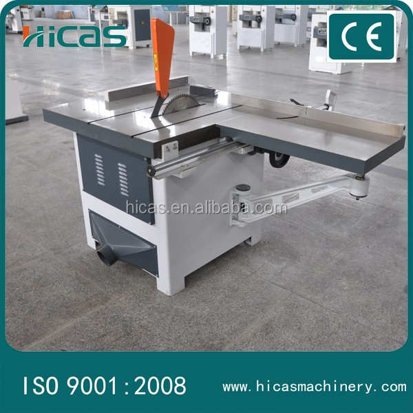 New type sliding table combination circular saws
