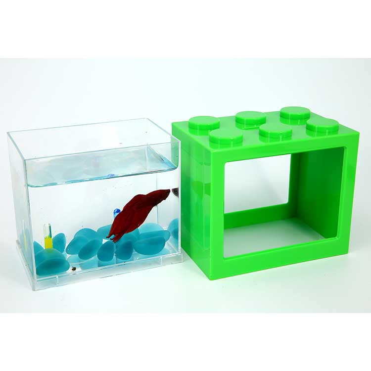 Led licht mini plastic USB aquarium