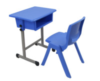 High quality cheap kids study table and chair