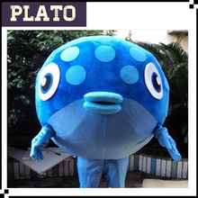 Bullhead mascot costume for advertisng, funny plush model costume for activities