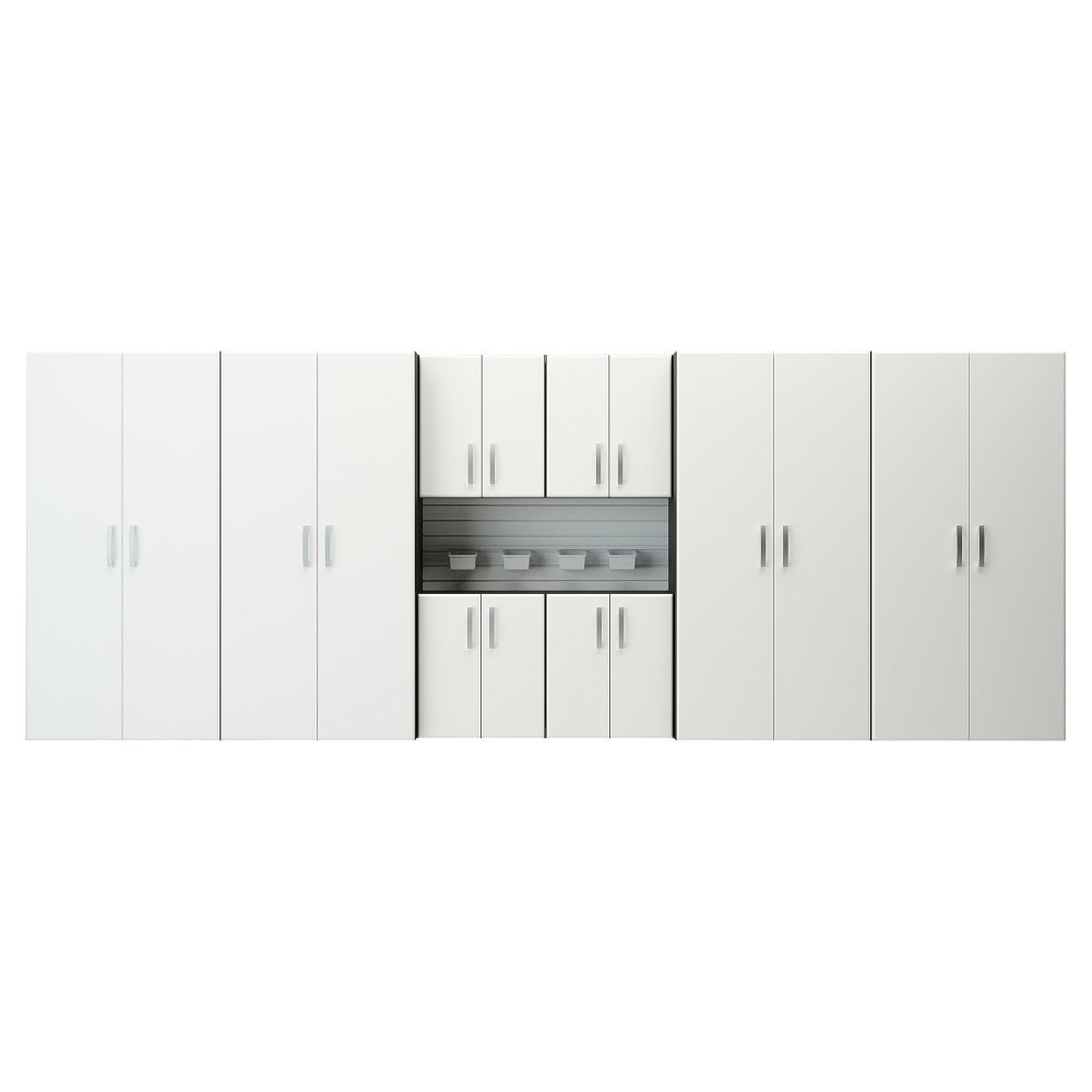 RST Flow Wall 16 ft. Jumbo Cabinet Storage Center