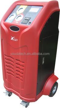 auto refrigerant recovery machine