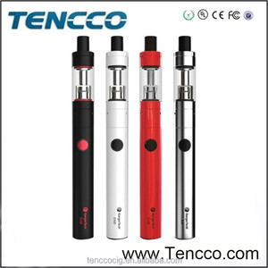 Tencco 2016 newest kanger vape pen Top Evod kit 650mah battery with toptank evod