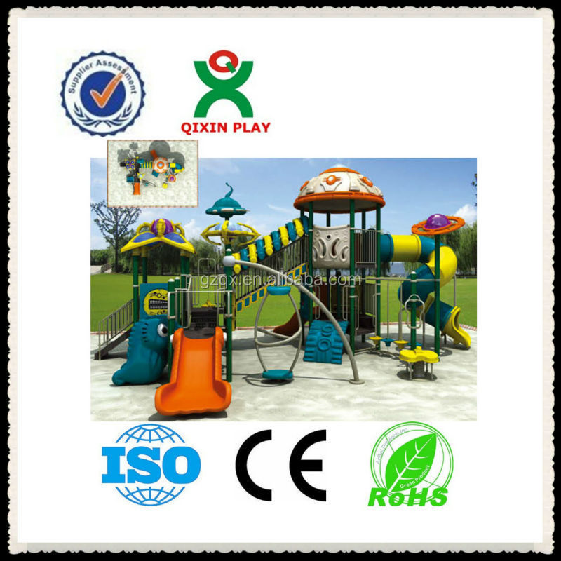 114 Mm Diameter Climbing Frame With Slide,Outdoor Children ...