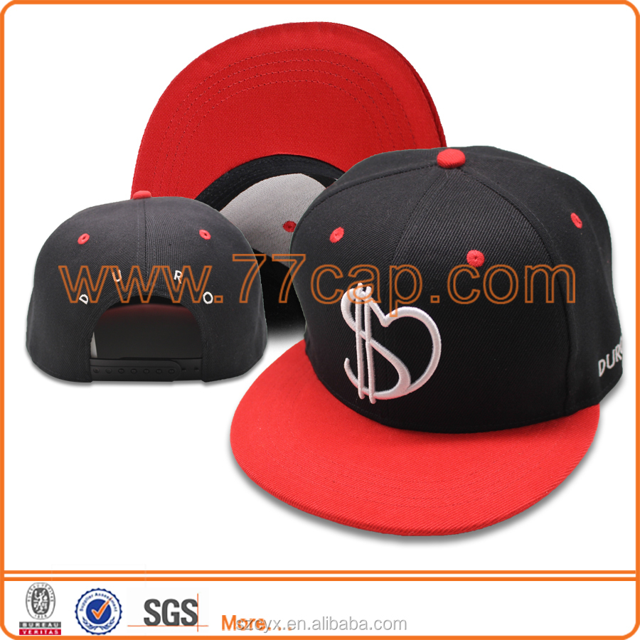 Design Your Own Snapback Hat Snapback Cap Snapbacks Custom 3D Embroidery Logo
