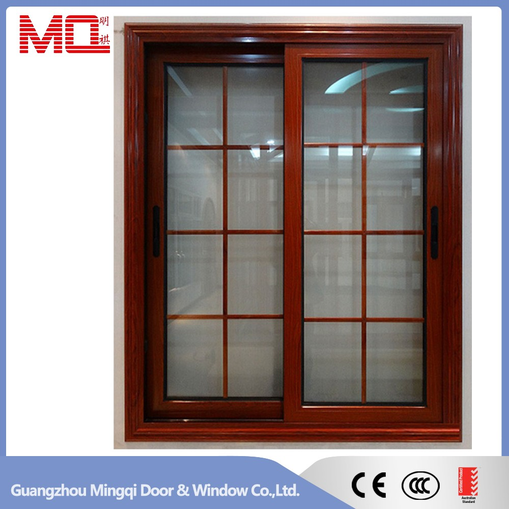 2016 latest window grill design.sliding windows
