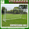 outdoor play sports aluminum soccer goal net