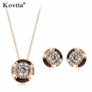 hot sale artificial jewelry brazilian 18k gold full jewelry sets neclace gold factory direct jewelry