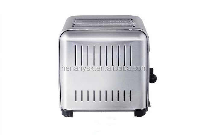4 SLICE Bread Baking Machine Electric Conveyor Toaster
