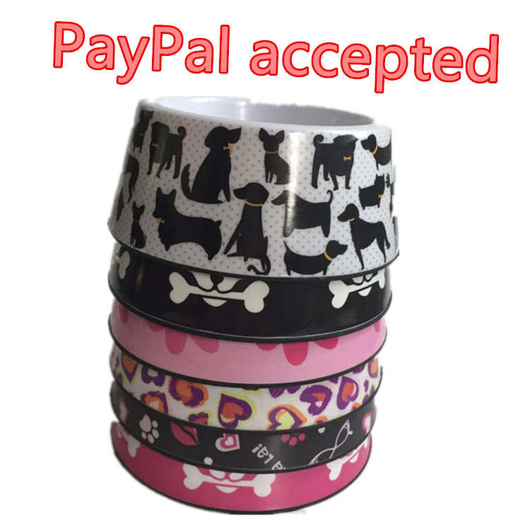 sourcing agent food storge pet in bowls logo branded small animals pet bowls stainless steel cheap price dogs cats pet bowl