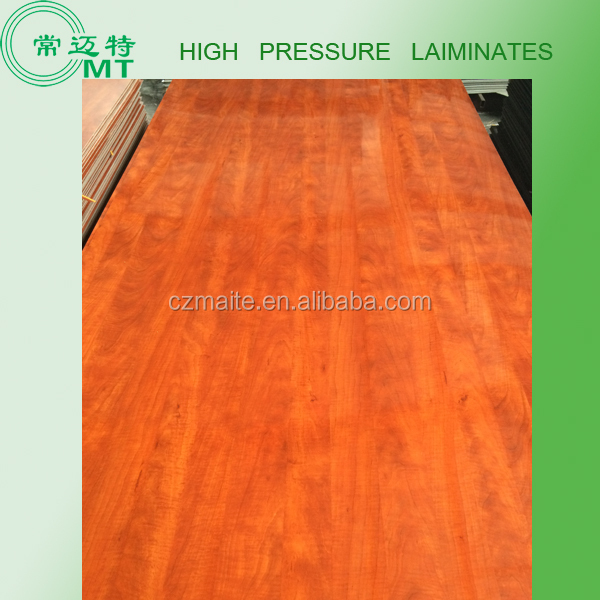 New design fire proof solid color hpl compact laminate with great price