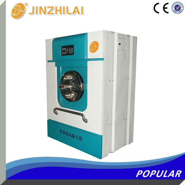 Professional whirlpool automatic washer & extractor