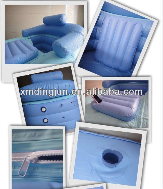 gonflable baignoire pour adulte bule baignoire en pvc autoportante baignoire pour adulte. Black Bedroom Furniture Sets. Home Design Ideas