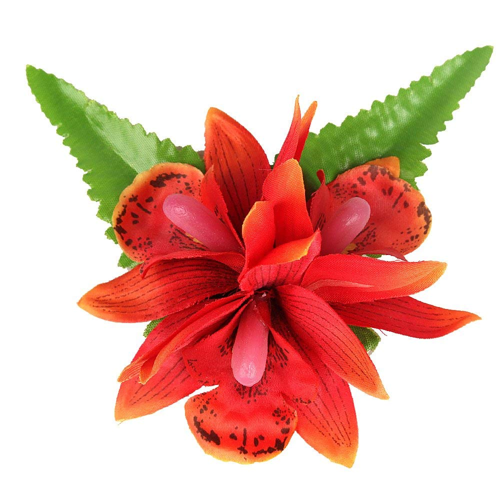 Cheap India Hawaiian Foam Flower Hair Clips Find India Hawaiian