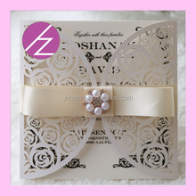 wdding indian card suppliers customized wedding birthday party paper lace invitation card supplies lasercut wedding favours
